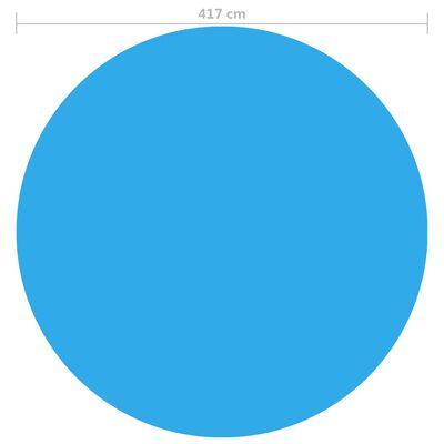 "vidaXL Pool Cover Blue 164.2"" PE"