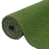 """vidaXL Artificial Grass 4.4'x16.4'/0.8 Green"""""""