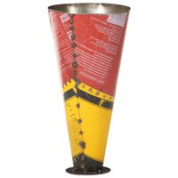 "vidaXL Umbrella Stand Multicolor 11.4""x21.7"" Iron"