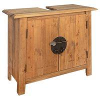 "vidaXL Bathroom Vanity Cabinet Solid Recycled Pinewood 27.6""x12.6""x24.8"""