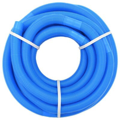 "vidaXL Pool Hose Blue 1.4"" 49.2'"