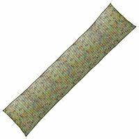 vidaXL Camouflage Net with Storage Bag 4.9'x23'