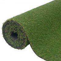 """vidaXL Artificial Grass 3.3'x16.4'/0.1"""" Green"""