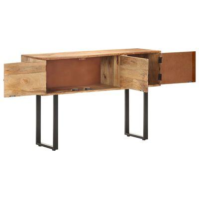 """vidaXL Sideboard 45.7""""x13.8""""x29.5"""" Solid Mango Wood"""