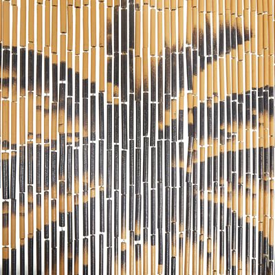 "vidaXL Insect Door Curtain Bamboo 35.4""x78.7"""