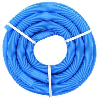 "vidaXL Pool Hose Blue 1.4"" 29.5'"