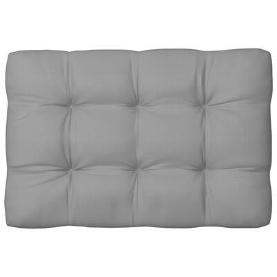 vidaXL Pallet Sofa Cushions 5 pcs Gray