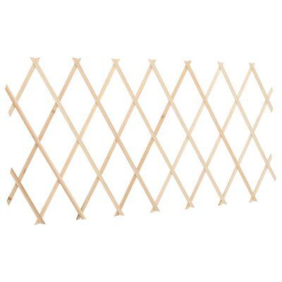 """vidaXL Trellis Fences 5 pcs Firwood 70.9""""x11.8"""""""
