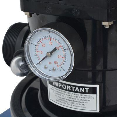 vidaXL Sand Filter with Pool Pump 22 inch 1.5 HP 5280 GPH