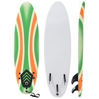 """vidaXL Surfboard 66.9"""" Boomerang"""
