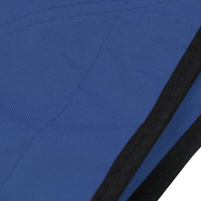 """vidaXL 4 Bow Bimini Top Blue 95.7""""x77.2""""x53.9"""""""