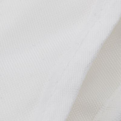"vidaXL 3 Bow Bimini Top White 72""x70.9""x53.9"""