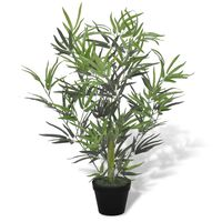 """Artificial Bamboo Tree with Pot 31"""""""