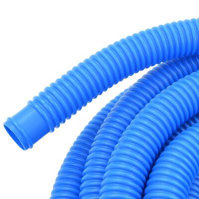 "vidaXL Pool Hose Blue 1.2""  21.6'"