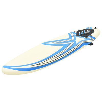 "vidaXL Surfboard 66.9"" Star"
