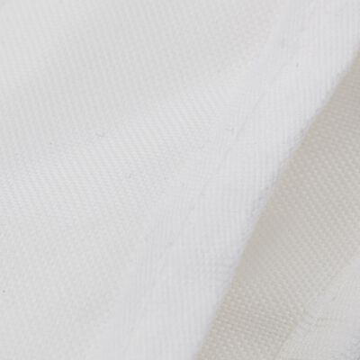 "vidaXL 4 Bow Bimini Top White 95.7""x82.7""x53.9"""