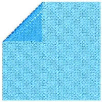 "vidaXL Pool Cover Blue 207.2"" PE"