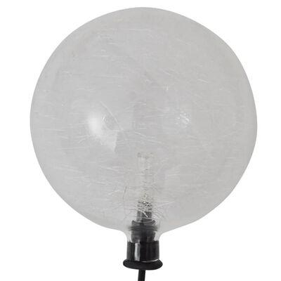 vidaXL Solar Bowl 3 LED Floating Ball Light for Pond Swimming Pool