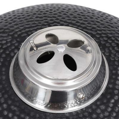 """Kamado Barbecue Grill Smoker Ceramic 17.3"""""""