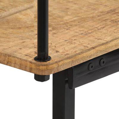 "vidaXL Bench 47.2""x15.7""x27.6"" Solid Mango Wood"