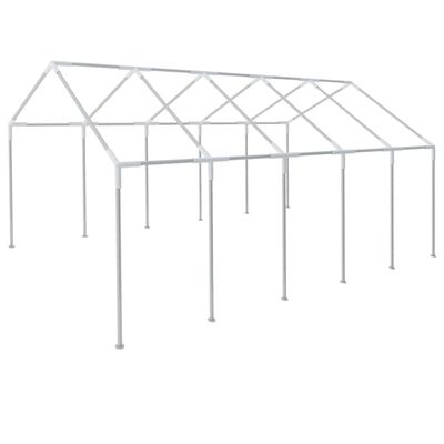 """vidaXL Steel Frame for Party Tent 393.7""""x196.9"""""""