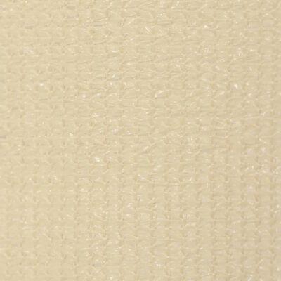 """vidaXL Outdoor Roller Blind 118.1""""x90.6"""" Cream"""