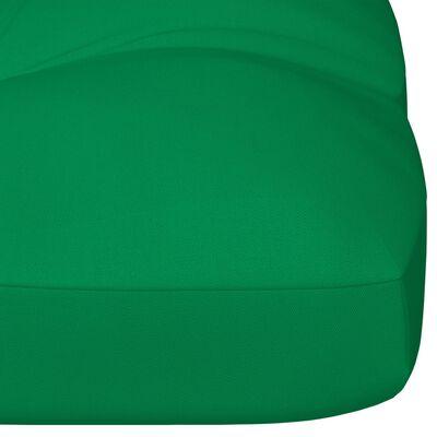 "vidaXL Pallet Sofa Cushion Green 47.2""x15.7""x4.7"""