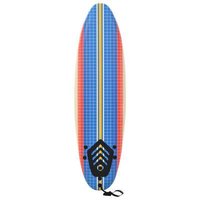 """vidaXL Surfboard 66.9"""" Mosaic"""