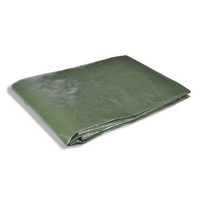 """PE Cover Sheet 32' 8"""" x 4' 11"""" Green/Blue"""